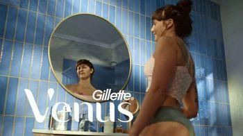 Venus For Pubic Hair & Skin TV Spot, 'Thin Skin' - Thumbnail 1