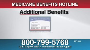 Medicare Benefits Hotline TV Spot, 'Additional 2021 Medicare Benefits' Featuring Joan Lunden - Thumbnail 3