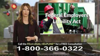 Marc J. Bern & Partners TV Spot, 'Railroad Worker Cancer Diagnoses' - Thumbnail 4