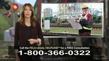 Marc J. Bern & Partners TV Spot, 'Railroad Worker Cancer Diagnoses' - Thumbnail 5