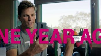 T-Mobile TV Spot, 'GOAT 5G Championship' Featuring Tom Brady, Rob Gronkowski - 53 commercial airings