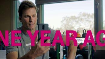 T-Mobile TV Spot, 'GOAT 5G Championship' Featuring Tom Brady, Rob Gronkowski - Thumbnail 1