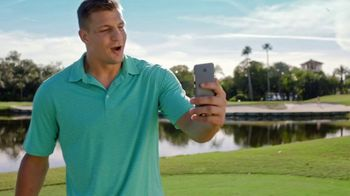 T-Mobile TV Spot, 'GOAT 5G Championship' Featuring Tom Brady, Rob Gronkowski - Thumbnail 2