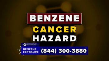 Asbestos Health Line TV Spot, 'Benzene Cancer Hazard' - Thumbnail 1