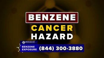 Asbestos Health Line TV Spot, 'Benzene Cancer Hazard' - Thumbnail 2