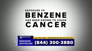 Asbestos Health Line TV Spot, 'Benzene Cancer Hazard' - Thumbnail 3