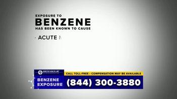 Asbestos Health Line TV Spot, 'Benzene Cancer Hazard' - Thumbnail 4