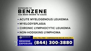 Asbestos Health Line TV Spot, 'Benzene Cancer Hazard' - Thumbnail 6