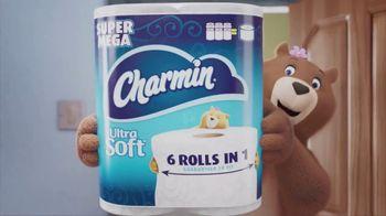 Charmin Super Mega Rolls TV Spot, 'Stranded' - Thumbnail 4