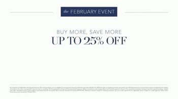 Ethan Allen February Event TV Spot, 'Buy More, Save More: Up to 25%' - Thumbnail 5