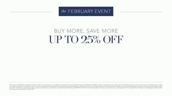 Ethan Allen February Event TV Spot, 'Buy More, Save More: Up to 25%' - Thumbnail 6