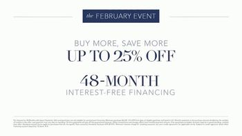 Ethan Allen February Event TV Spot, 'Buy More, Save More: Up to 25%' - Thumbnail 8