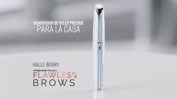 Finishing Touch Flawless Brows TV Spot, 'Se tú' con Halle Berry [Spanish] - Thumbnail 3