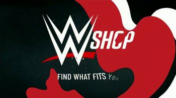 WWE Shop TV Spot, 'Endless Possibilities: Tees as Low as $14 and 20% Off Championship Titles' Song by Command Sisters - Thumbnail 7