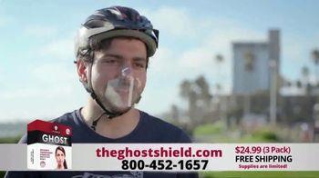 ViruShield Ghost TV Spot, 'Facial Freedom' - Thumbnail 3