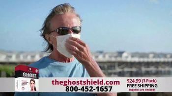 ViruShield Ghost TV Spot, 'Facial Freedom' - Thumbnail 4
