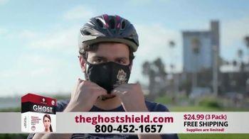 ViruShield Ghost TV Spot, 'Facial Freedom' - Thumbnail 5