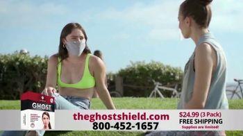 ViruShield Ghost TV Spot, 'Facial Freedom' - Thumbnail 6