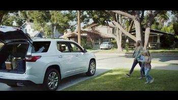 Chevrolet TV Spot, 'Algo mejor: exploradores' [Spanish] [T2] - Thumbnail 4