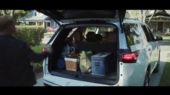 Chevrolet TV Spot, 'Algo mejor: exploradores' [Spanish] [T2] - Thumbnail 5
