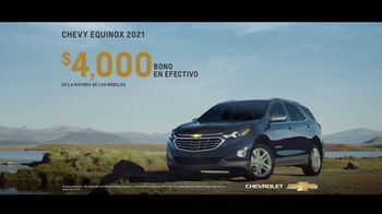 Chevrolet TV Spot, 'Algo mejor: exploradores' [Spanish] [T2] - Thumbnail 7