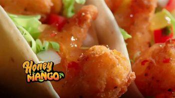 Del Taco Crispy Jumbo Shrimp Tacos TV Spot, 'CRYS*P BOYZ: Taco, Taco, Taco' - Thumbnail 9
