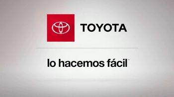 Toyota El evento Presidents Day TV Spot, 'Comentarista deportivo: Camry Hybrid' [Spanish] [T2] - Thumbnail 6