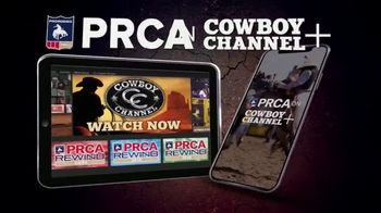 Cowboy Channel Plus TV Spot, 'The World of Rodeo in the Palm of Your Hand'