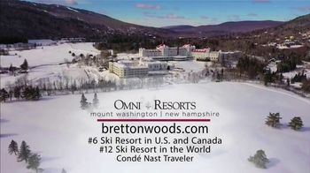 Omni Mount Washington Resort TV Spot, 'Dining Experiences' - Thumbnail 10