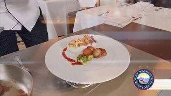 Omni Mount Washington Resort TV Spot, 'Dining Experiences' - Thumbnail 8