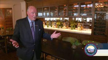 Omni Mount Washington Resort TV Spot, 'Dining Experiences' - Thumbnail 9