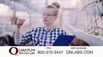 Quantum TV Spot, 'Nutrition Label'