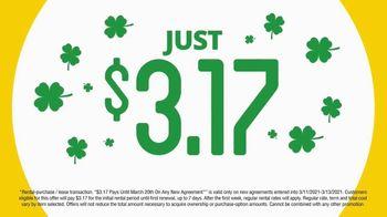 Rent-A-Center TV Spot, '2021 St. Patrick's Day Savings' - Thumbnail 6