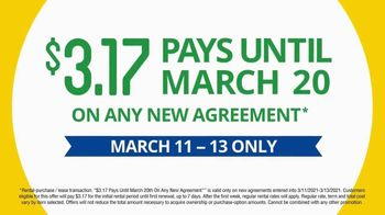 Rent-A-Center TV Spot, '2021 St. Patrick's Day Savings' - Thumbnail 7