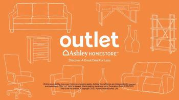 Ashley HomeStore Outlet Anniversary Sale TV Spot, 'Best Furniture at the Lowest Prices' - Thumbnail 8