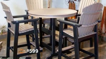 Ashley HomeStore Outlet Anniversary Sale TV Spot, 'Best Furniture at the Lowest Prices' - Thumbnail 3