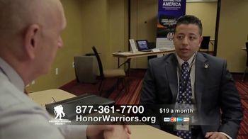 Wounded Warrior Project TV Spot, \'Erik\' Featuring Gerald McRaney