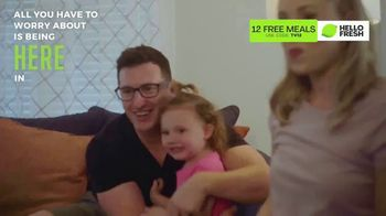 HelloFresh TV Spot, 'Here in This Moment: 12 Free Meals' - Thumbnail 7