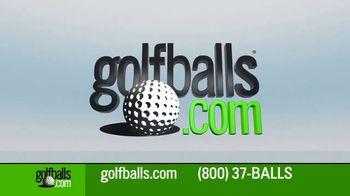 Golfballs.com TV Spot, 'Bridgestone Golfballs: Buy Three, Get One Free' Featuring Tiger Woods - Thumbnail 4
