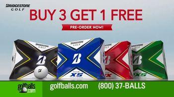 Golfballs.com TV Spot, 'Bridgestone Golfballs: Buy Three, Get One Free' Featuring Tiger Woods - Thumbnail 2