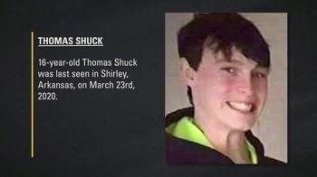 National Center for Missing & Exploited Children TV Spot, 'Thomas Shuck' - Thumbnail 4