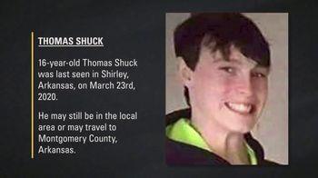 National Center for Missing & Exploited Children TV Spot, 'Thomas Shuck' - Thumbnail 7