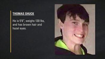 National Center for Missing & Exploited Children TV Spot, 'Thomas Shuck' - Thumbnail 8