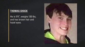National Center for Missing & Exploited Children TV Spot, 'Thomas Shuck' - Thumbnail 9