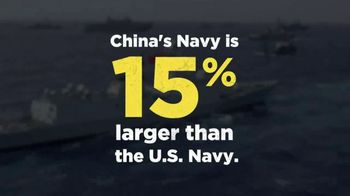 American Security Institute TV Spot, 'Biden on the China Threat' - 4 commercial airings