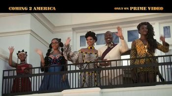 Amazon Prime Video TV Spot, 'Coming 2 America' - Thumbnail 2