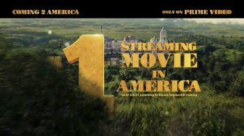 Amazon Prime Video TV Spot, 'Coming 2 America' - Thumbnail 3