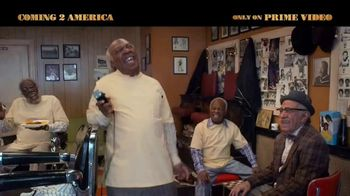 Amazon Prime Video TV Spot, 'Coming 2 America'