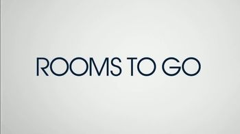 Rooms to Go 30th Anniversary Sale TV Spot, 'Five-Piece Bedroom Set: $999' Song by Junior Senior - Thumbnail 1