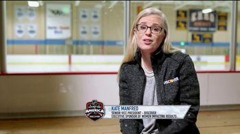 The National Hockey League (NHL) TV Spot, 'Women's Hockey in America' Featuring Brianna Decker - Thumbnail 3